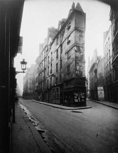 Eugene Atget, old Paris (1857 - 1927)