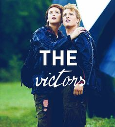 The Victors of the Annual Hunger Games is District 12 Peeta Mellark and Katniss Everdeen! Hunger Games Movies, Hunger Games Fandom, Hunger Games Humor, Hunger Games Catching Fire, Hunger Games Trilogy, Katniss Everdeen, Katniss And Peeta, Johanna Mason, The Hunger