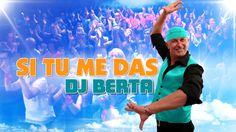 Balli di gruppo 2016 - SI TU ME DAS - DJ BERTA  - Nuovo tormentone line ...