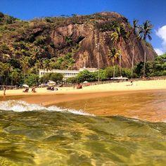Praia Vermelha Urca Rio