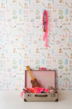 Room Seven New wall paper collection, coming soon!