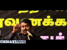 Seeman Latest Speech On Rajinikanth #SeemanMediaStrive