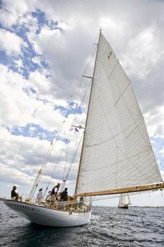 The Race | Spetses Classic Yacht Race
