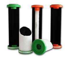 Several waterfilter for indoor and outdoor usage by @westaflex @carbonit