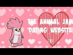 Animal Jam Dating Website! - YouTube