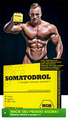 Have you ever wondered what is the best way to build muscle mass fast? Want to get rid of fat deposits quickly and naturally? Need a supplement that is good for you and will protect your liver? Want to burn calories efficiently generates more natural energy? The Somatodrol is the most effective nutritional supplements to increase muscle mass and increase and burn fat. It is natural and specially for you and your fitness program!