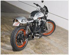 1982 HondaCB750K - Pipeburn - Purveyors of Classic Motorcycles, Cafe Racers & Custom motorbikes