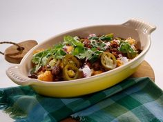 Get Totchos Recipe from Food Network