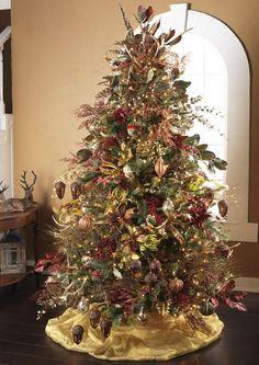 all decorated christmas trees tree ideas perfectly festive - Best Decorated Christmas Trees 2014