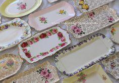 Vintage Sandwich | Cake Trays