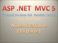 ASP .NET MVC 5 (Playlist 1) ITA 28: Autenticazione - terza parte - #ASP #Autenticazione #BusinessModels #CodeFirst #CodeFirst #CodeFirst #CorsoASPNETMVC #DataFirst #DataModel #DomainModels #Educational #EntityFramework #EntityFramework #MVC5 #ViewModels #ViewModels http://wp.me/p7r4xK-j7