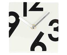 Relógio de Mesa Numbers