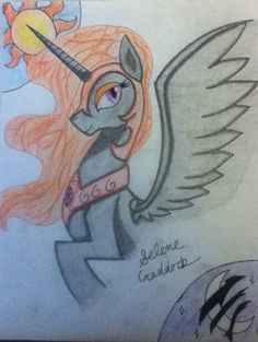 Nightmare Celestia by SCGaming2002