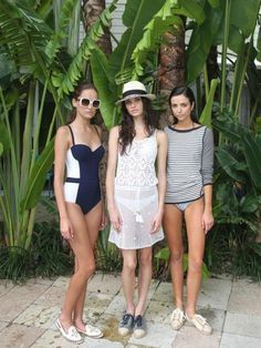 Pasarela de playa - Miami Fashion Week