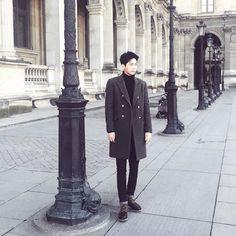 넋 나간 상태. 기운없어   _ COAT #알뮤트 by aura_m_kr Coat, Instagram Posts, Jackets, Fashion, Down Jackets, Sewing Coat, Moda, La Mode, Coats