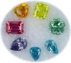 What would be your favorite diamond color, shape and size?