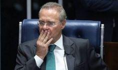 Tchau, querido! Renan vai cair e vai ter que deixar o Senado. Petição pede o banimento da política