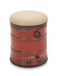 Drum Stool by UMA at Gilt