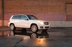 My dream car. A 2010 Mercedes-Benz GLK-Class. Not interested in a 2012 or newer - the 2010 is beautiful just the way it is. Husband and I are saving up to buy a car in 2014, and this one is my pick.