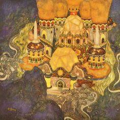 "Edmund Dulac - From ""Edmund Dulac's Fairy Book"", 1916"