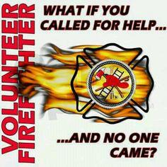 I'm a Volunteer Firefighter Firefighter Decals, Firefighter Paramedic, Wildland Firefighter, Firefighter Shirts, Volunteer Firefighter Quotes, Firefighter Recruitment, Fire Dept, Fire Department, Fireman Crafts
