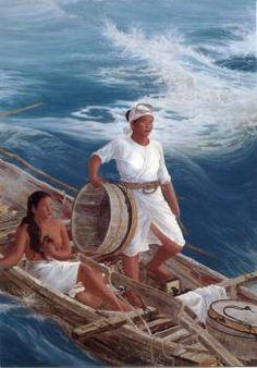 杉山寧「海女」(部分) 1934年 個人蔵