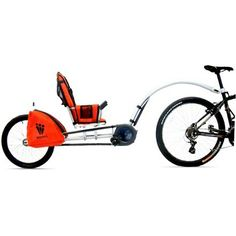 Weehoo iGo Pro Trailer Bike - Can't wait to get one for my little one.