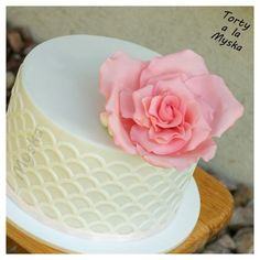 """""""goodbye"""" cake # 15"""
