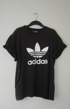 Vintage Adidas Originals T Shirt (any Adidas are super cute. There's one on Urban Outfitters that's white with a metallic gold trefoil that's really cool too)