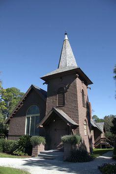 Jekyll Island, GA   Faith Chapel (built 1904)