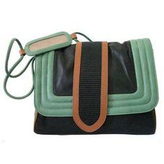 Sac en cuir tricolore Heimstone Friendship Bracelets, Gym Bag, Eve, My Style, Bags, Inspiration, Fashion, Objects, Handbags