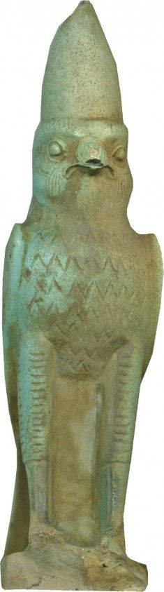 The Falcon God Horus