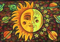 9. Zon, maan en planeten