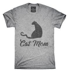 Cat Mom T-shirts, Hoodies,