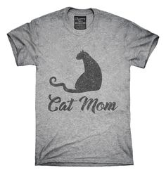 Cat Mom T-shirts, Hoodies,