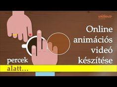 Egyszerű és mókás online rajzfilmkészítő program gyerekeknek - YouTube Internet, Education, Kids, Decor, Attila, Young Children, Boys, Decoration, Children
