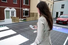 Umbrellium develops light-up crossing that only appears when needed