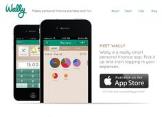Wally - new financial app