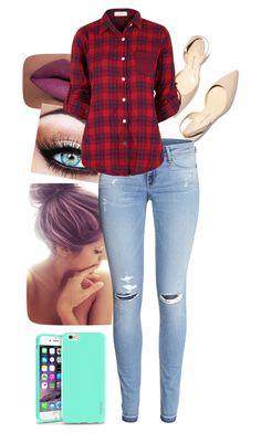 Sem título #832 by rebecadejesusbeca on Polyvore featuring moda, H&M, Insten and LORAC