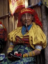 Kuna Yala Matriarch