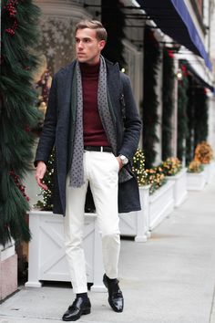 "filippocirulli: ""Upper East Side - An Ordinary Day with Santoni New post up on www.thethreef.com FC """