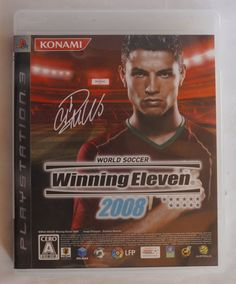 #PS3 Japanese : Winning Eleven 2008 BLJM-60035 ( VT004-J1 ) http://www.japanstuff.biz/ CLICK THE FOLLOWING LINK TO BUY IT ( IF STILL AVAILABLE ) http://www.delcampe.net/page/item/id,0362022803,language,E.html