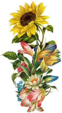 View full size Victorian Flowers, Bunt, Sunflower Art, Sunflower Clipart, – Poem… - paint and art Sunflower Clipart, Sunflower Art, Flower Artwork, Flower Wallpaper, Victorian Flowers, Vintage Flowers, Sunflower Pictures, Beautiful Flowers Wallpapers, Flower Backgrounds