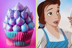 Just Pick Six Desserts And We'll Tell You Which Disney Princess You Are