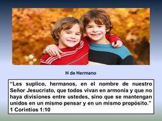Todos somos hermanos #biblia #interesante #libros #nuevotestamento #Dios #jesucristo #jesus #viejotestamento