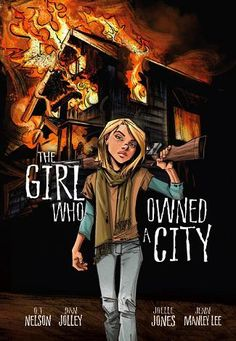 """The Girl Who Owned a City is the Nov '12 YA GN BC selection. The teens will discuss the book on Nov 14. The graphic novel is based on the novel of the same name that was released in 1975. A dystopian novel before there were dystopian novels, the graphic novel is well done and it should be a good discussion!""  i wanna check this out."