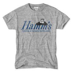 Hamm's Bear-Refreshing Tee