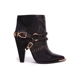 SPURS Boot from the #IvyKirzhner Autumn/Winter 2014 collection