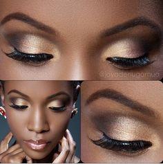 Maquillaje para pieles morenas                                                                                                                                                                                 Más