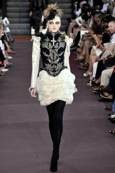 Christian Lacroix Haute Couture Fall 2008